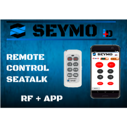 Controle remoto para Raymarine