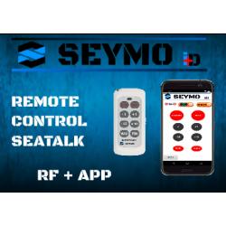Remote control for Raymarine
